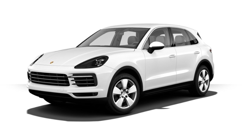 What Colors Does The New 2019 Porsche Cayenne Come In