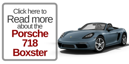What colors does the 2019 Porsche 718 Boxster come in?