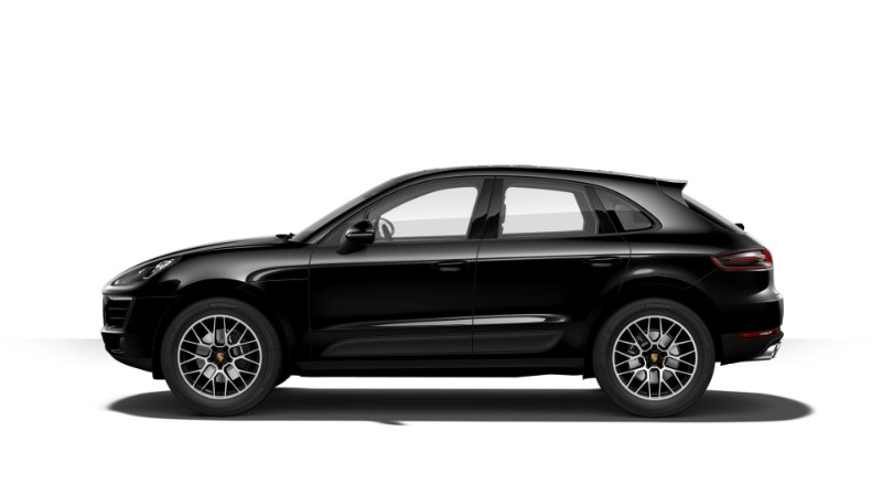 What Colors Does The 2018 Porsche Macan Sport Edition Come In