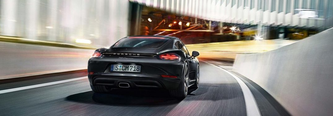 2019 Porsche 718 Cayman Exterior Color Options