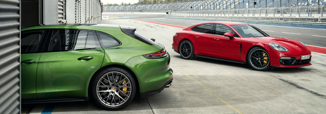 The 2019 Porsche Panamera highlights two excellent trim levels