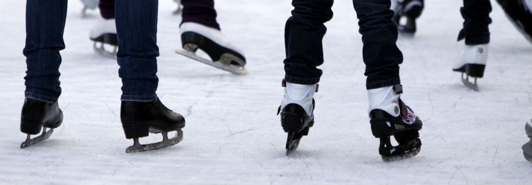 Ice skating rinks and other holiday events in Chicago 2018