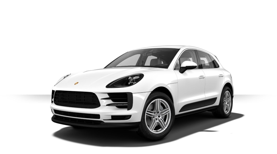 2019 Porsche Macan S in White