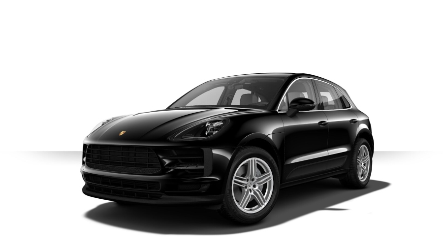 2019 Porsche Macan S in Black