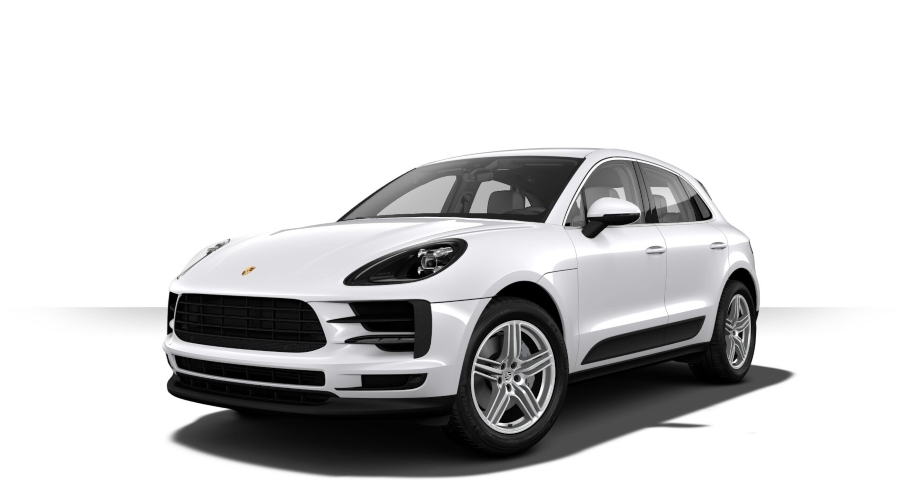 2019 Porsche Macan S in Carrara White Metallic
