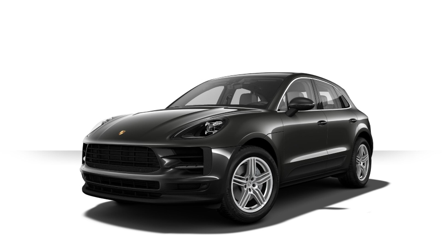 2019 Porsche Macan S in Volcano Grey Metallic