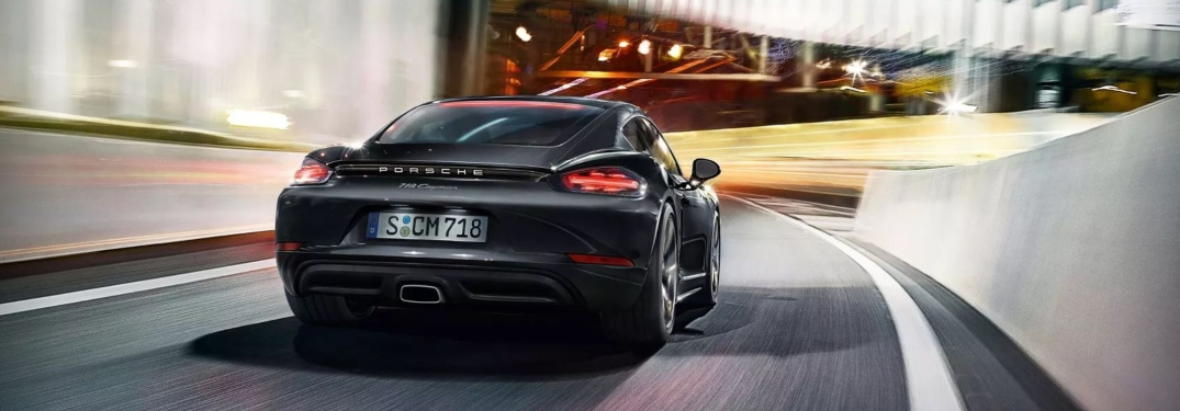 Witness the Blazing Speed of the New Porsche 718 Cayman