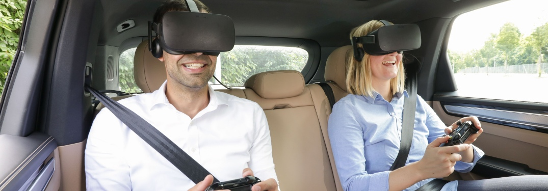 Virtual Reality Could be Future of Passenger Entertainment