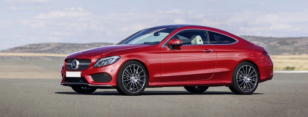 2017 Mercedes-Benz C Class Coupe