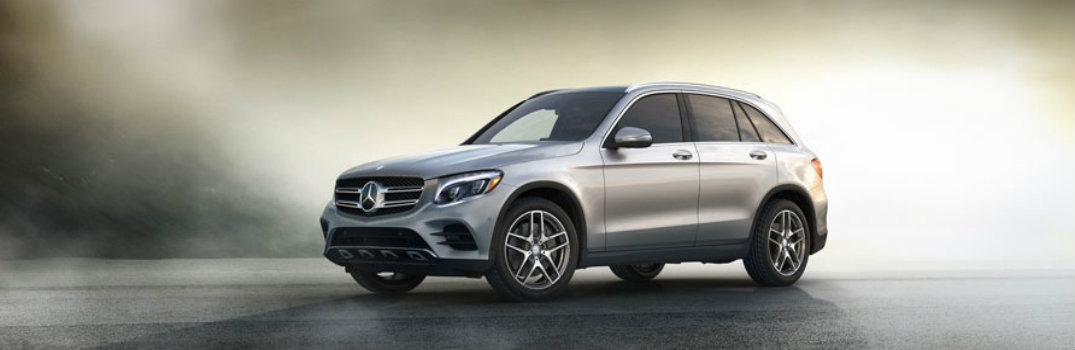 2017 Mercedes-Benz GLC Features and Specs