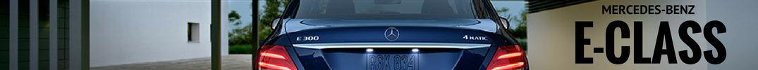 Read More about the Mercedes-Benz E-Class