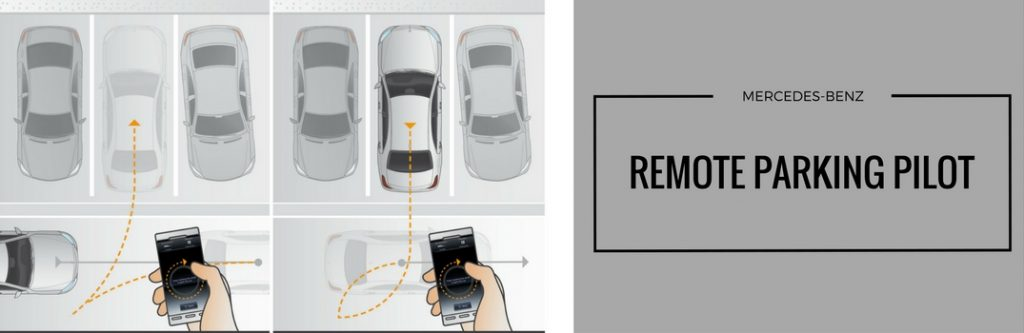 How To Use Mercedes Benz Remote Parking Pilot