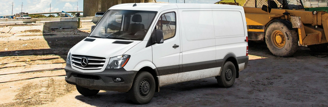 ec7a8d03cb What are the Best Safety Features on the 2017 Mercedes-Benz Sprinter WORKER Cargo  Van