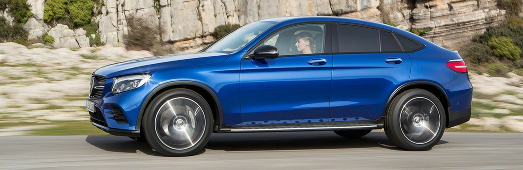 Does the Mercedes-Benz GLC Have All-Wheel Drive