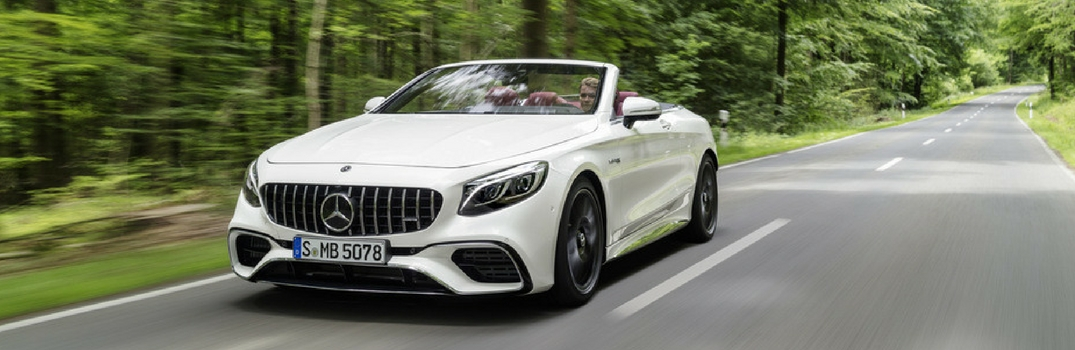 What are the Best Features on the 2018 S-Class Coupe and S-Class Cabriolet?