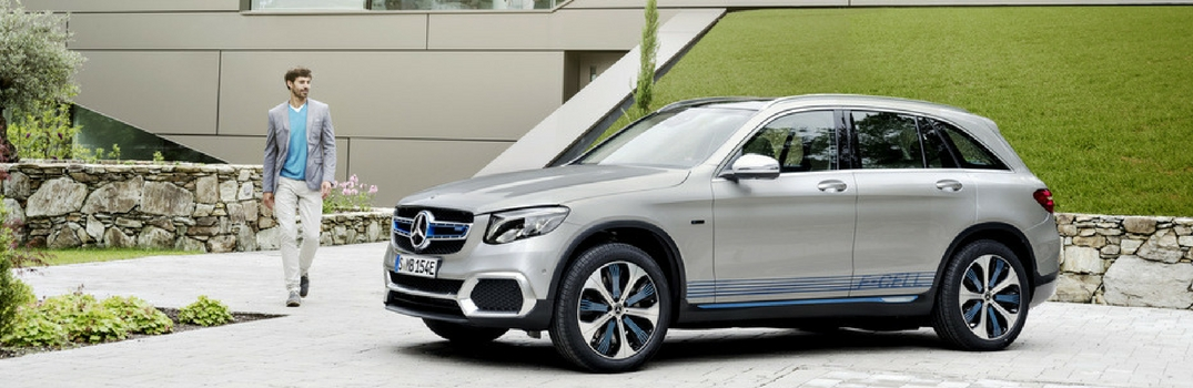Mercedes Benz Mbrace App >> What is the Mercedes-Benz GLC F-CELL?