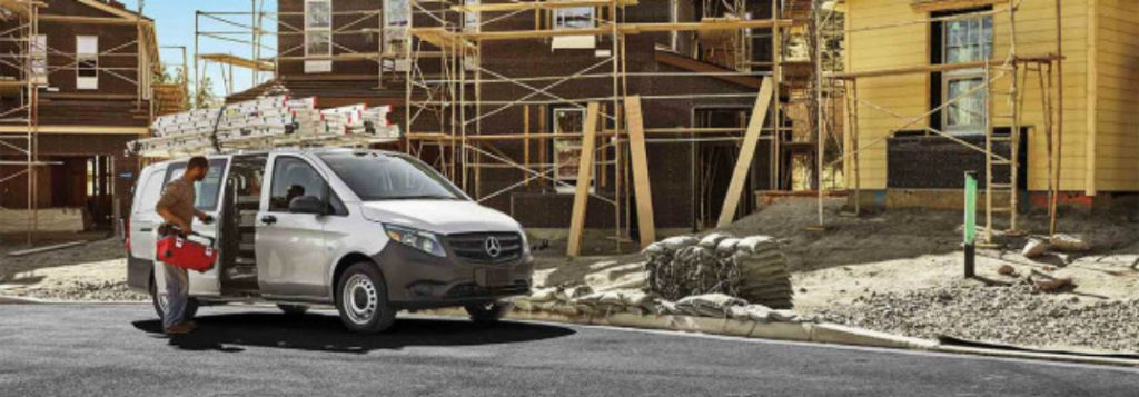 What Is The Cargo Capacity Of The 2018 Mercedes Benz