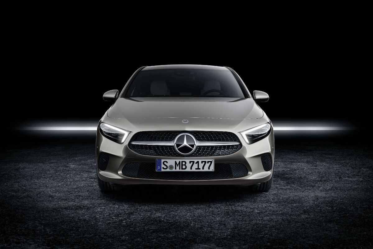 When Does the 2019 Mercedes-Benz A-Class Get Released?