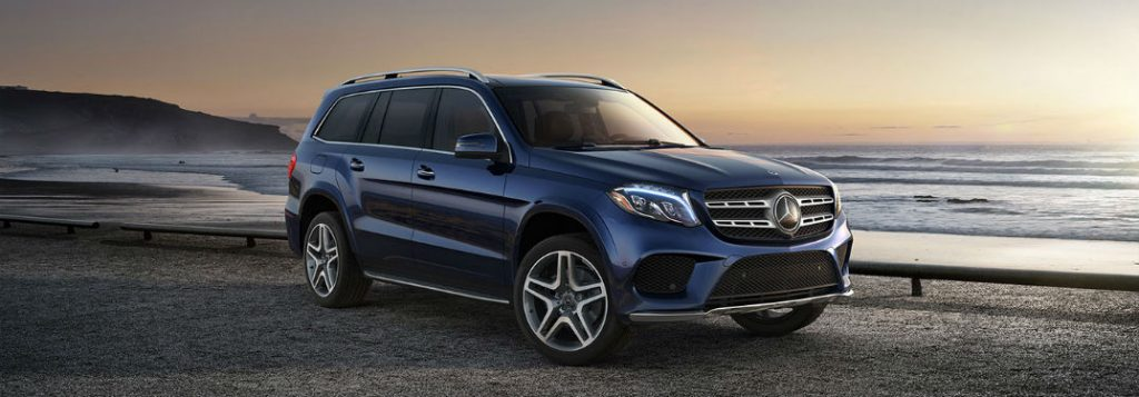 how much interior space does the 2019 mercedes benz gls have. Black Bedroom Furniture Sets. Home Design Ideas