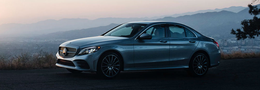 What are the Engine Specs for the 2019 Mercedes-Benz C 300 4MATIC®?