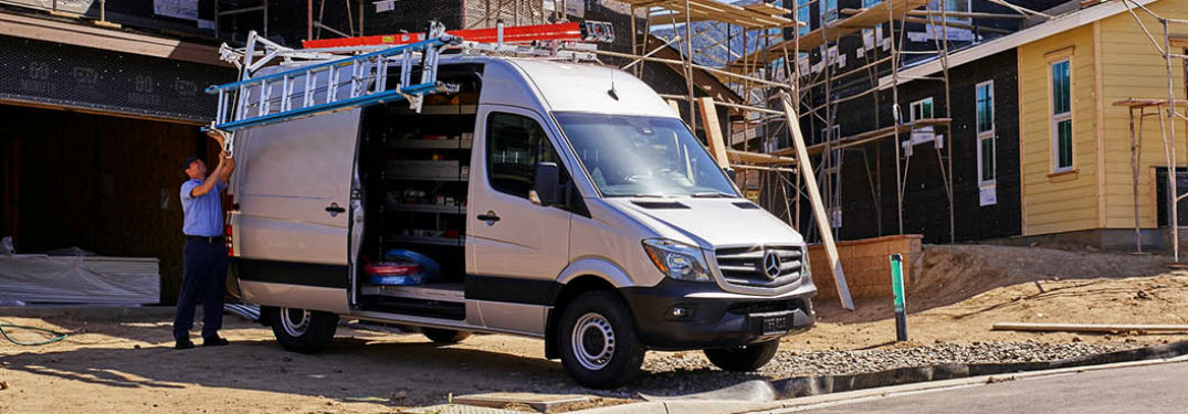 What Is The Cargo Capacity For The 2019 Mercedes Benz