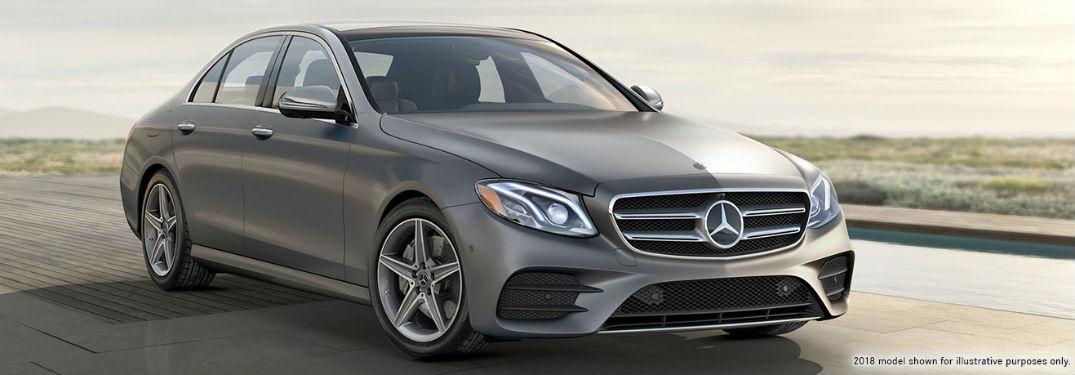 Check Out the Technology Features of the 2019 Mercedes-Benz E-Class