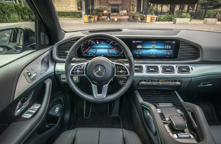 2020 Gle 350 Interior Features O Mercedes Of Salem