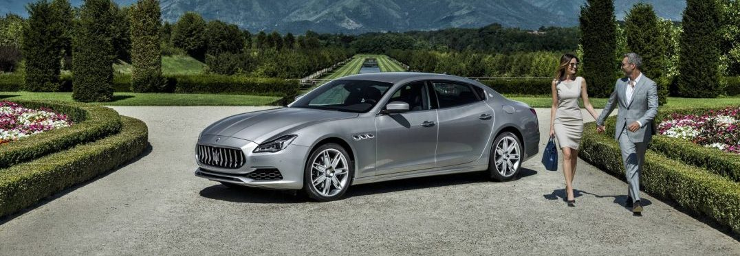 2018 Maserati Quattroporte New Safety Technology