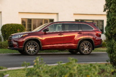 2017 Toyota Highlander Specifications And Efficiency O Lexington