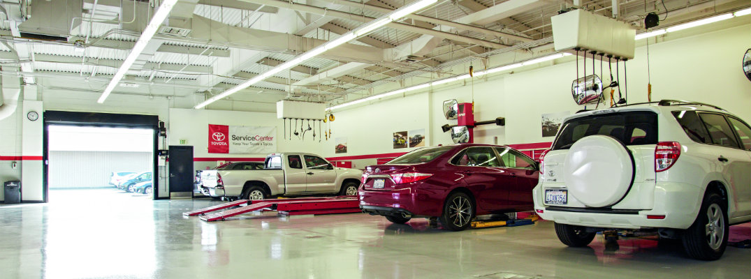 How often does your Toyota need a synthetic oil change