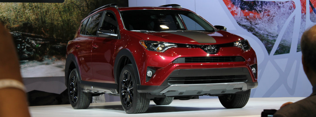 2017 RAV4 Adventure Engine Specs and Pricing