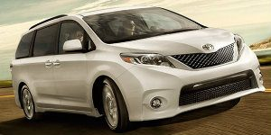 2017 Toyota Sienna Towing Capacity