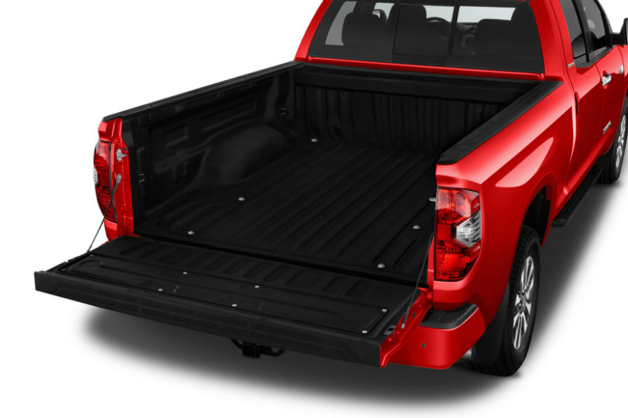 2018 Toyota Tundra Limited bed and tail gate lexington ma_o