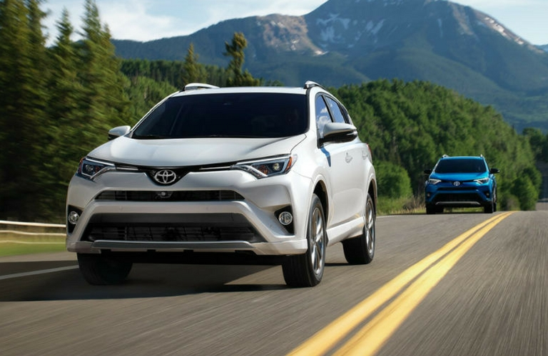 2018 toyota rav4 engine and performance specs. Black Bedroom Furniture Sets. Home Design Ideas