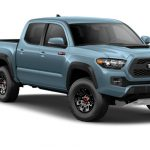Toyota Tacoma Colors >> 2018 Toyota Tacoma Colors Cement O Lexington Toyota