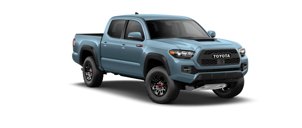 Toyota Tacoma Colors >> 2018 Toyota Tacoma Colors Calvary Blue O Lexington Toyota