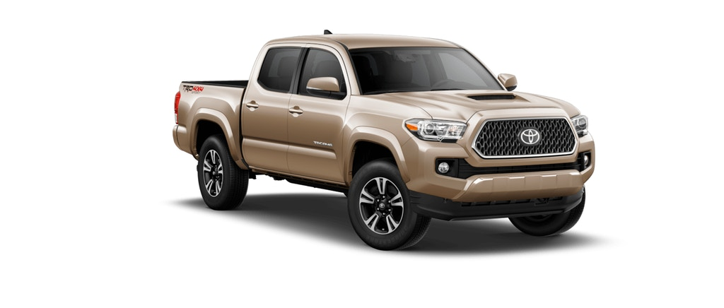 2018 toyota tacoma color options lexington toyota greater boston. Black Bedroom Furniture Sets. Home Design Ideas