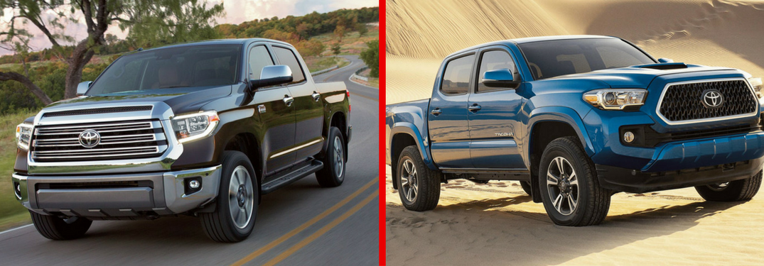 Find out Which Toyota Truck is Right for you