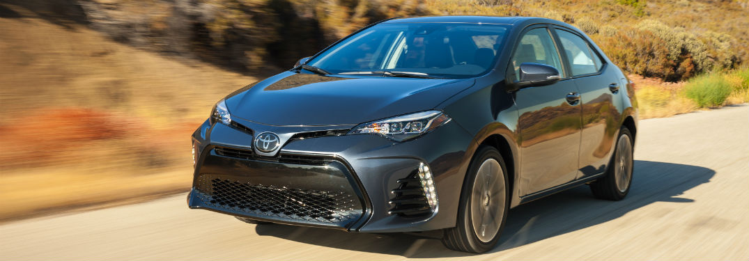 What Technology is in the 2018 Toyota Corolla?