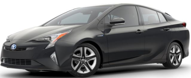 2018 Toyota Prius Magnetic Gray Metallic