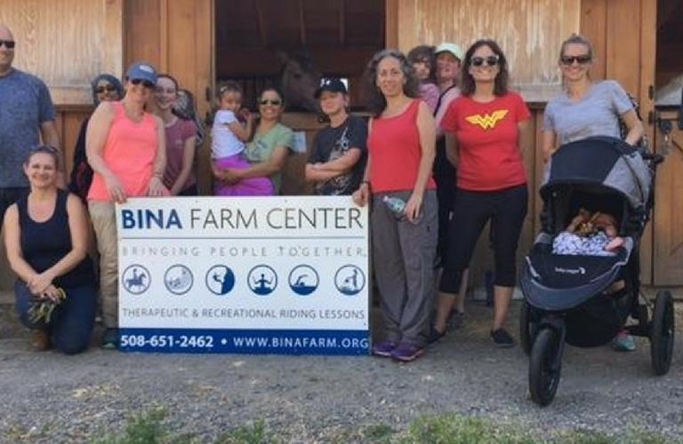 BINA Farm Center Event picture