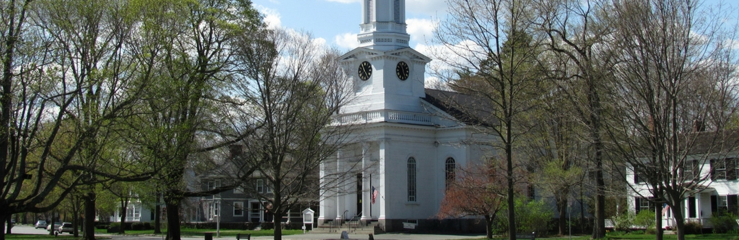 First Parish in Lexington MA