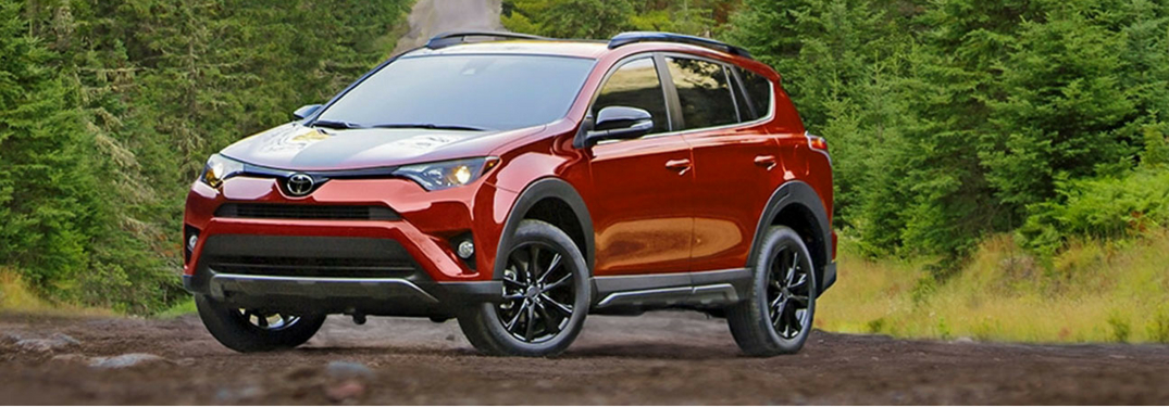 What are the Off-Road Features of the 2018 Toyota RAV4?