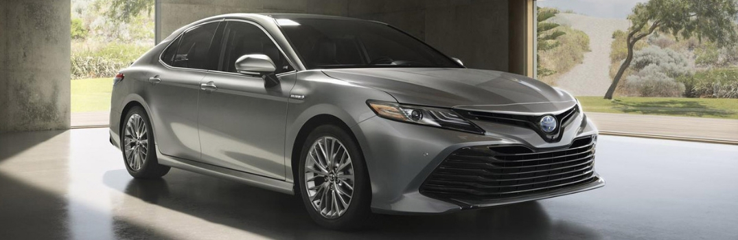 What Technology Features are on the 2019 Toyota Camry?