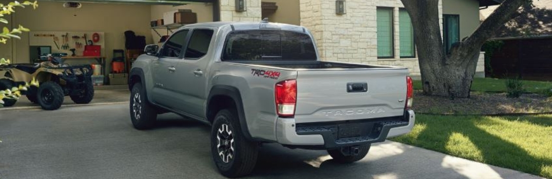 Does the 2019 Toyota Tacoma Offer Toyota Safety Sense?