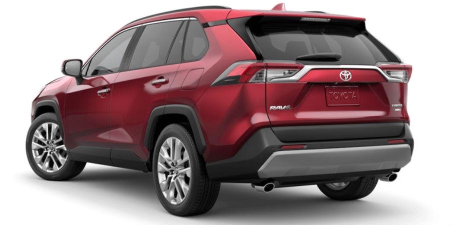 Ruby Flare Pearl Premium O Lexington Toyota