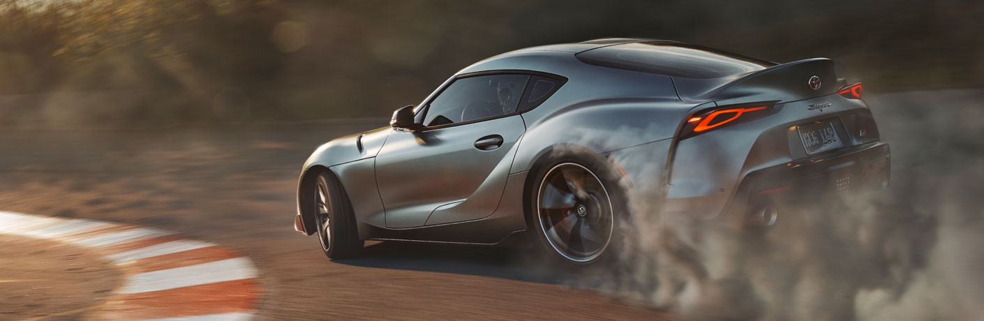 2020 Toyota GR Supra Photo Gallery