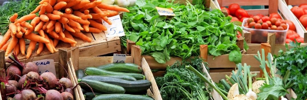 Where can I find local farmer's markets near Lexington MA?