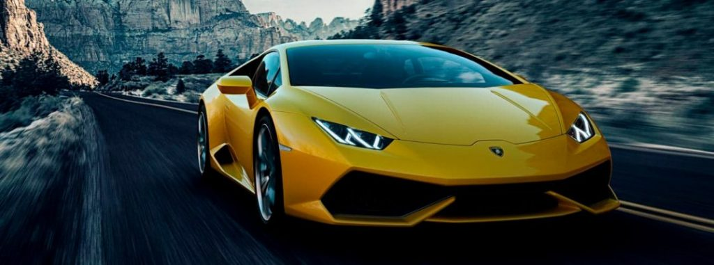 2017 Lamborghini Huracan Coupe Exterior Color Options