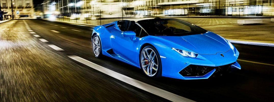 Get the 2017 Lamborghini Huracan in Palm Beach, FL